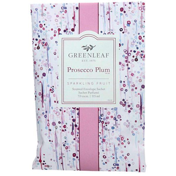 Greenleaf tuoksupussi prosecco plum
