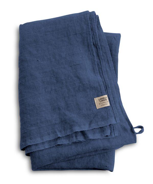 Lovely Linen Hamam sininen