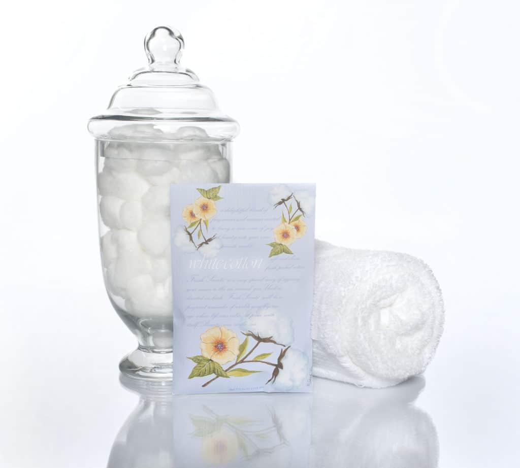 Fresh Scents Tuoksupussi White Cotton