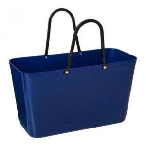 hinza sininen laukku