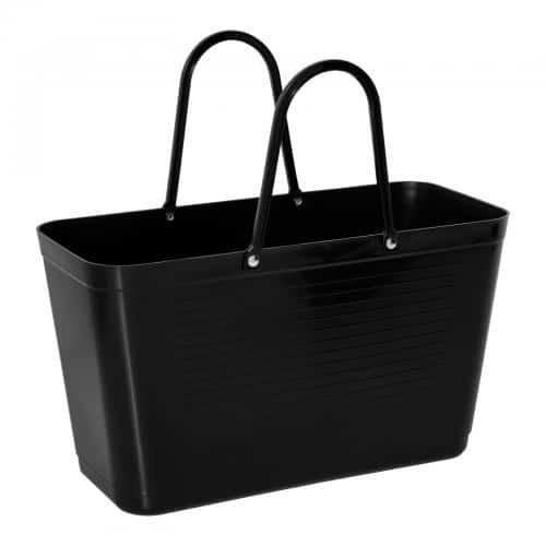 hinza laukku musta L