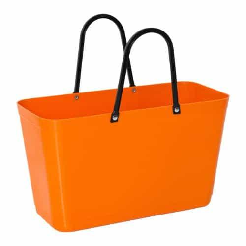 hinza oranssi laukku L