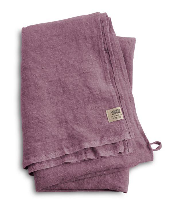 Lovely Linen Hamam 90x145cm vanha roosa