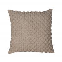 Fondaco Bubbel beige tyynynpäällinen