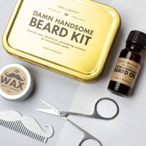 Damn Handsome Beard Kit