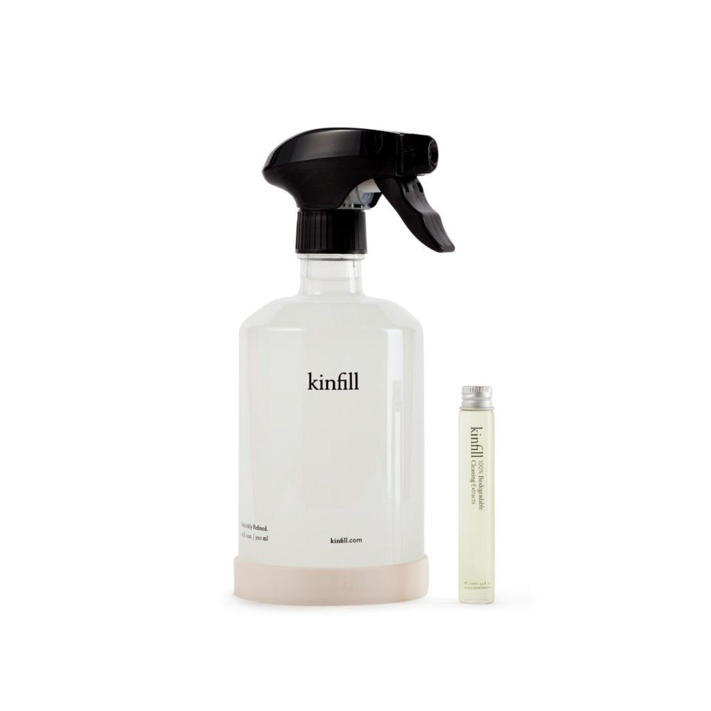 Kinfill Kylpyhuoneen puhdistusaine