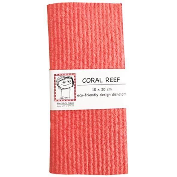 Eko tiskirätti coral reef
