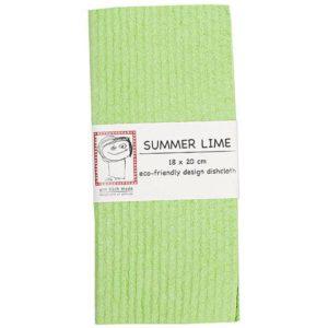 Eko tiskirätti summer green