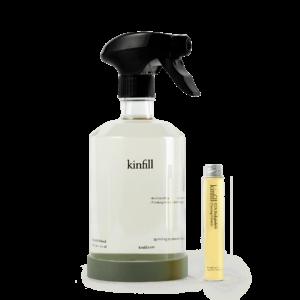 Kinfill yleispuhdistusaine aloituspakkaus